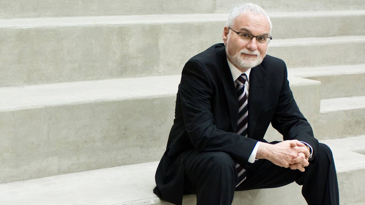Daniel Shapiro, Dean, Beedie School of Business at Simon Fraser University.