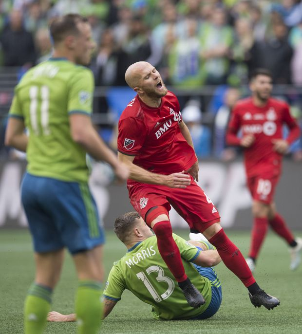 Michael Bradley to miss CONCACAF Nations League games after suffering injury in MLS Cup final