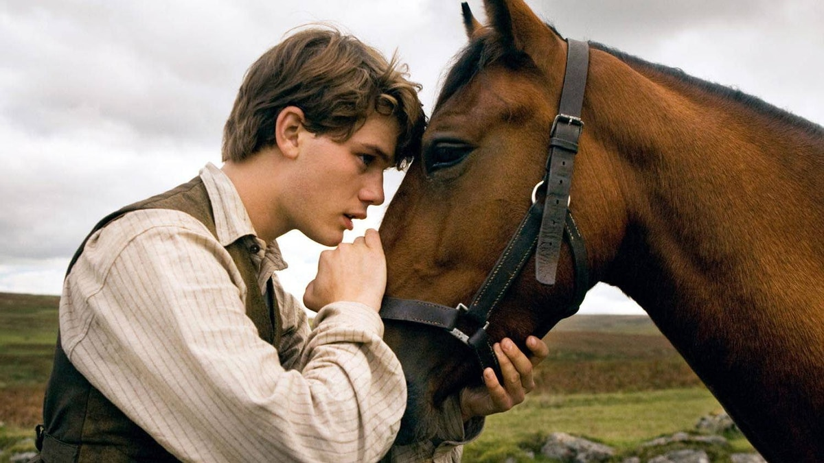 War Horse (Dec. 25) Based on a novel and hit stage play, Steven Spielberg's First World War drama focuses on the relationship between a young man, Albert (Jeremy Irvine) and his beloved horse, Joey, who is sold to the cavalry and ends up in both the British and German armies amid the carnage of trench warfare. In contrast to the hyperactive savagery of Saving Private Ryan, Spielberg aims for a more leisurely style. Look for such adjectives as rousing, sweeping and epic on the poster. 4/5