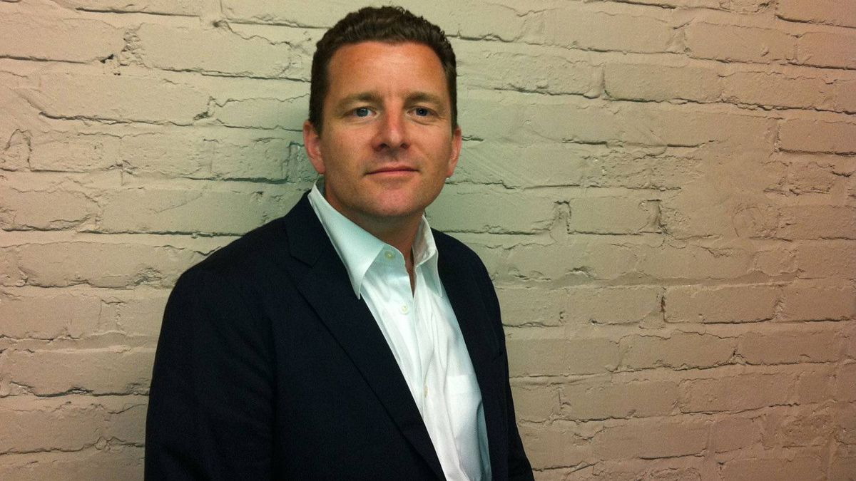 Wave Accounting co-founder, president and CEO Kirk Simpson