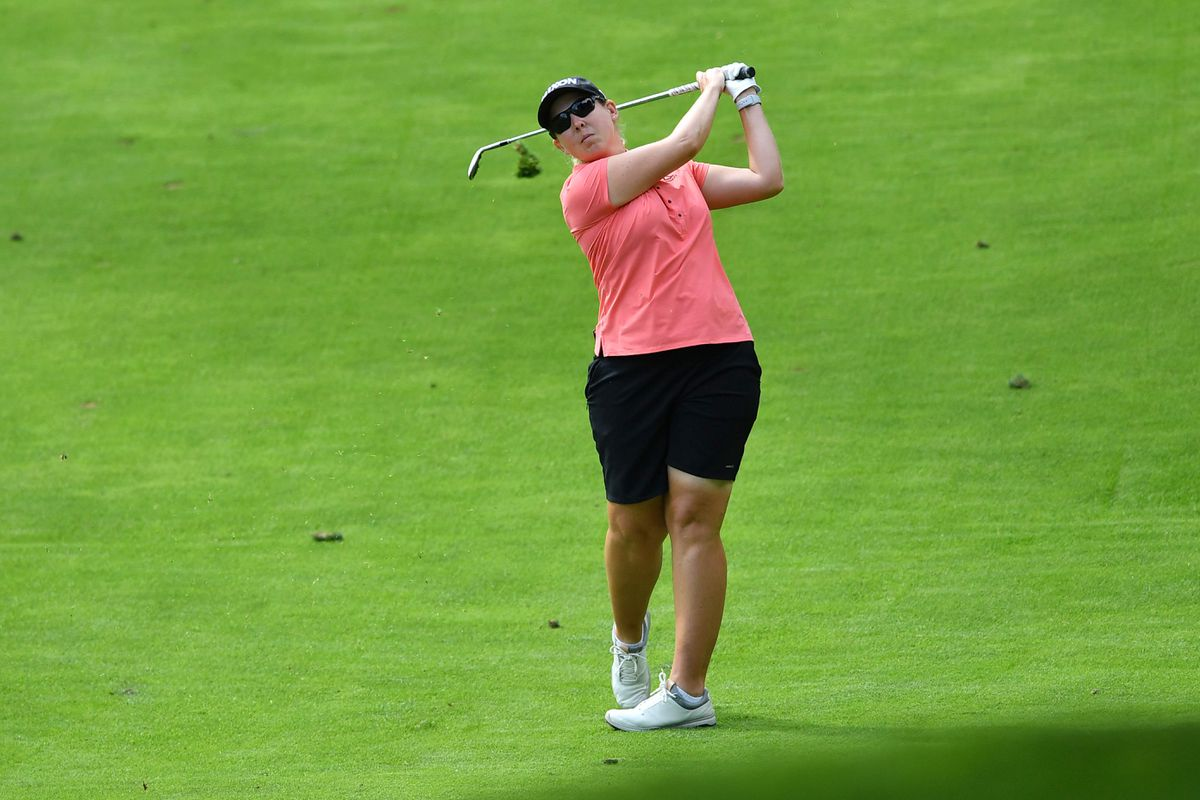 Ashleigh Buhai stretches lead to 3 shots at Women's British Open, Brooke  Henderson 8 back - The Globe and Mail