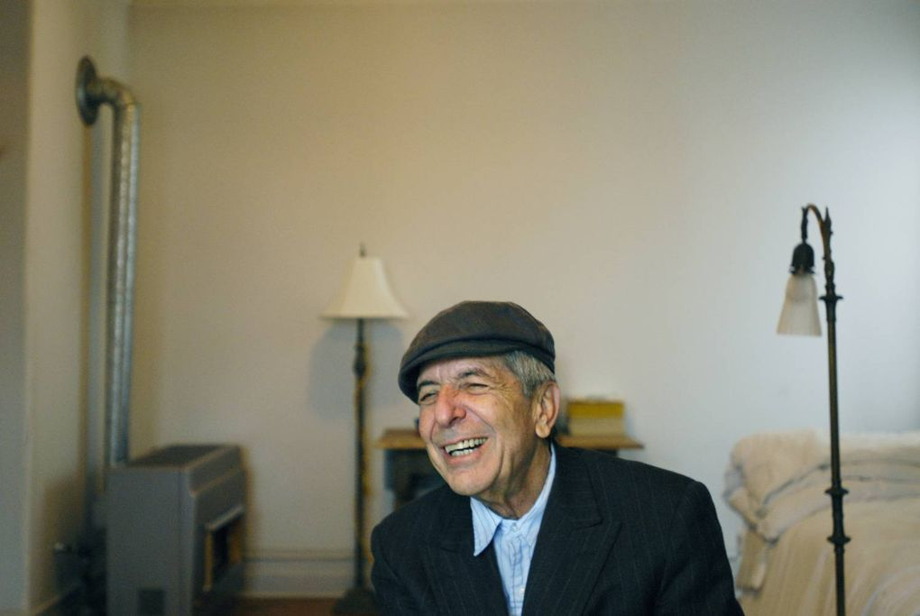 In photos: Legendary artist Leonard Cohen dies at 82