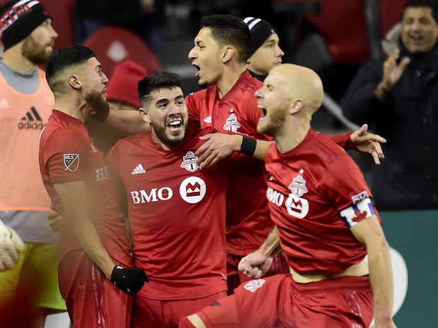 Toronto FC looks to get healthy for Big Apple playoff date with New York City FC