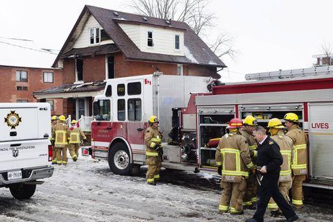 Children among 4 dead in Oshawa house fire