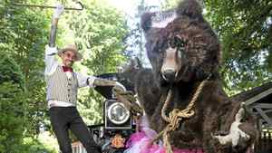 Circus of Disaster is this year's Stanley Park Hallowe'en Ghost Train theme.