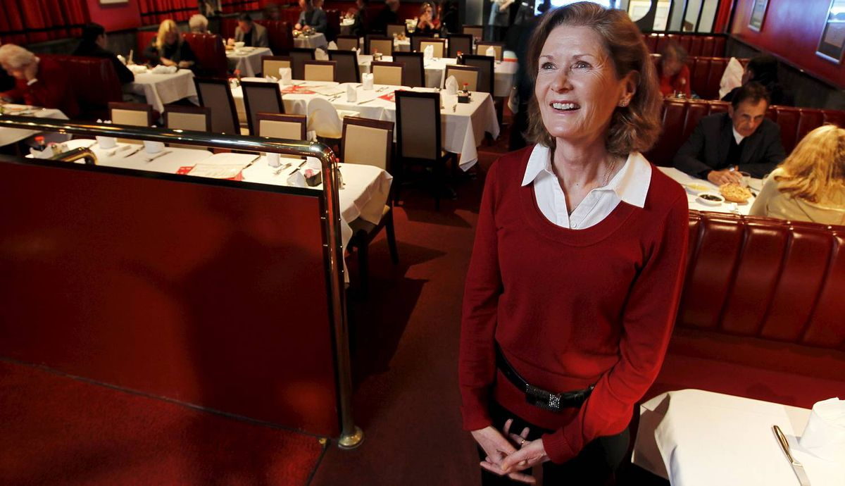 Penny Lyons , the current owner of the House of Chan restaurant, took the business over from her husband, Donny, when he passed away in 2009.