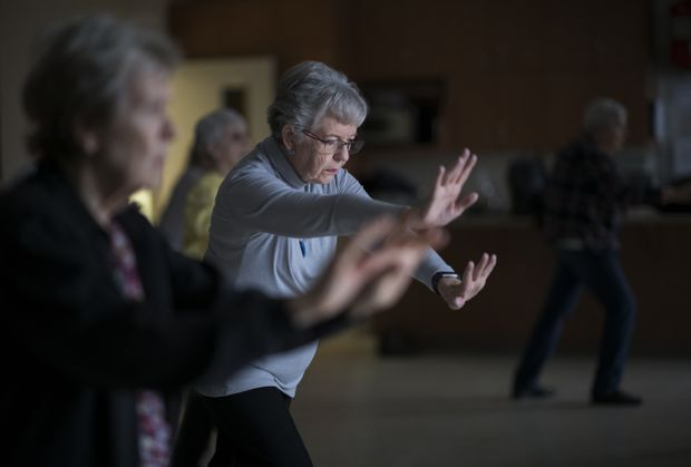 Making it easier for people with dementia to stay physically active