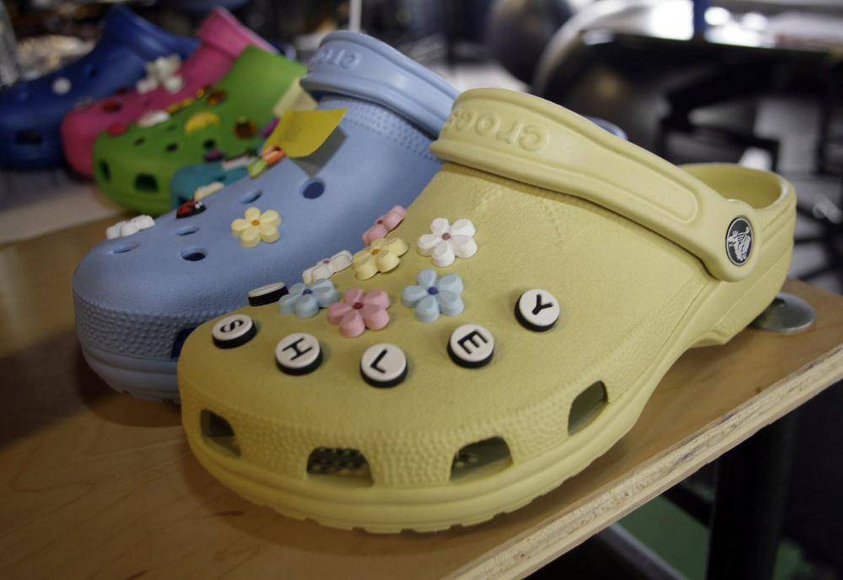 90f57f9ee Is Crocs on another spongy march to the bottom  - The Globe and Mail