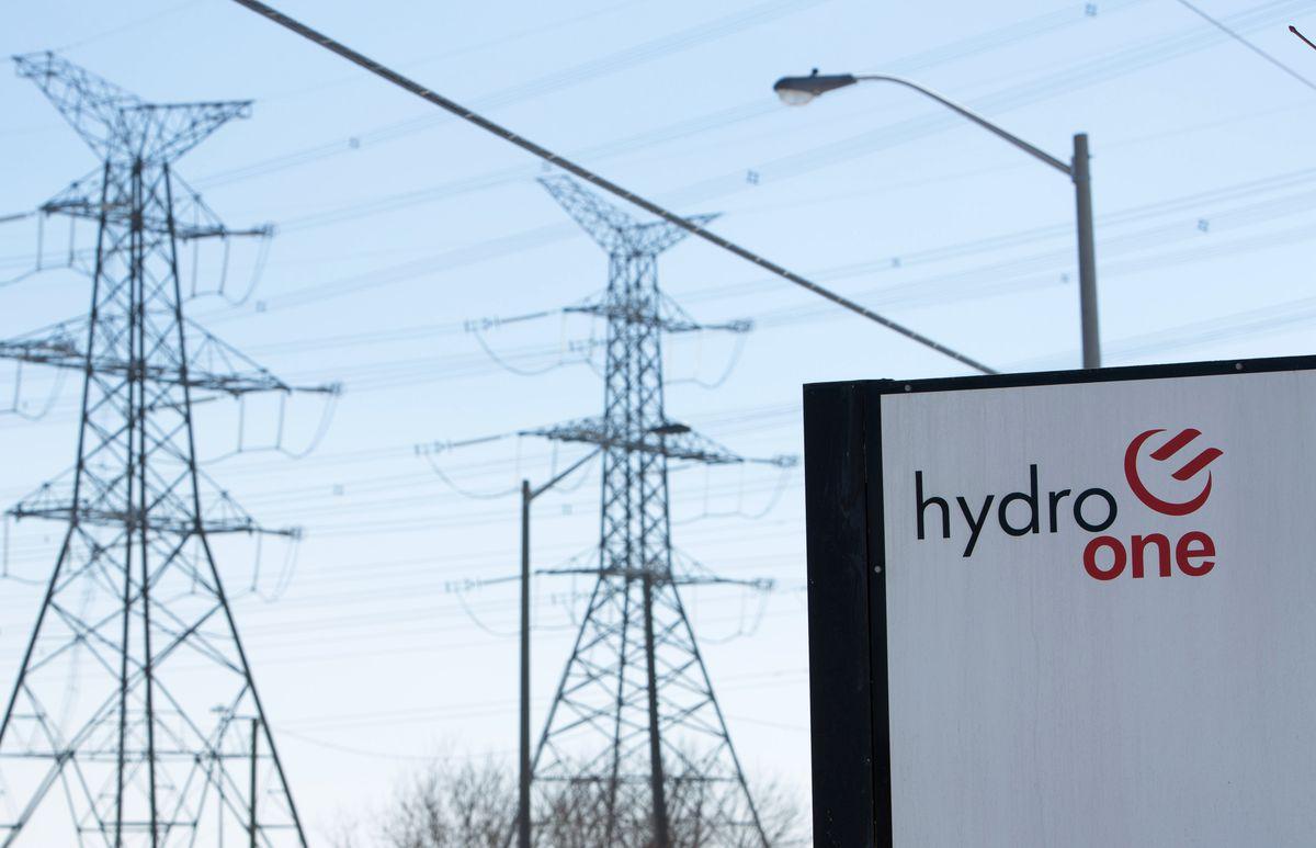 Hydro one login