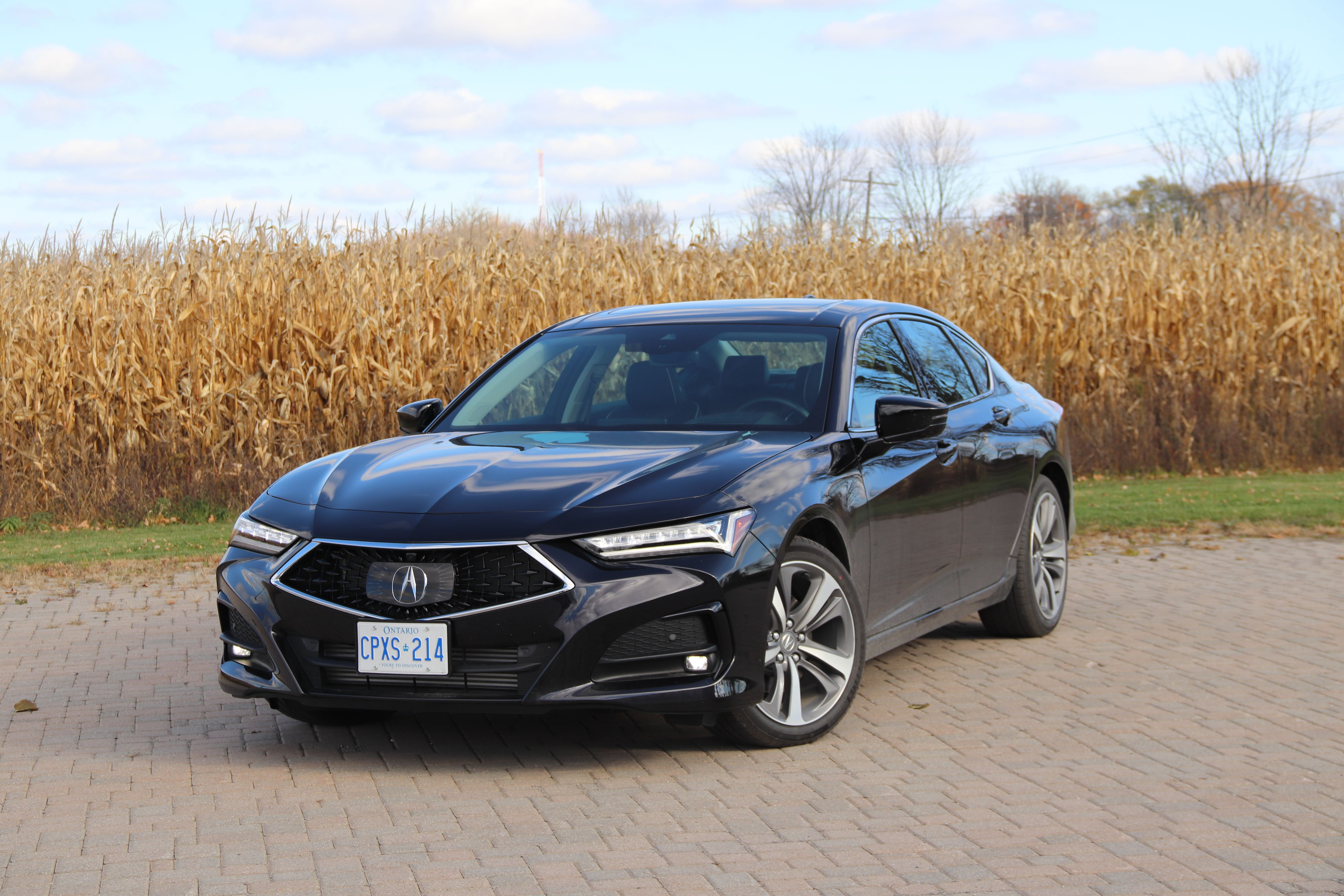 Review The 2021 Acura Tlx Successfully Gets The Automaker Back To Its Performance Roots The Globe And Mail