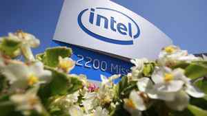 In this photo taken July 12, 2010, the exterior of Intel Corp. headquarters is shown, in Santa Clara, Calif.