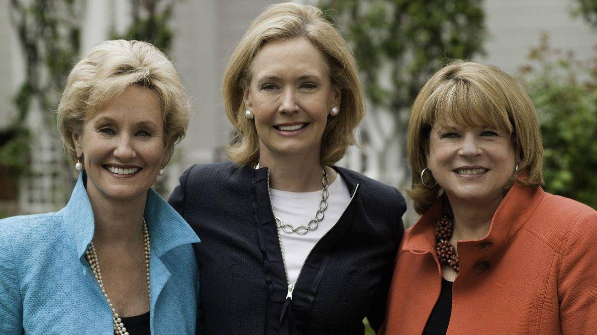 Jill Flynn, Kathryn Heath and Mary Davis Holt, co-authors of Break Your Own Rules.