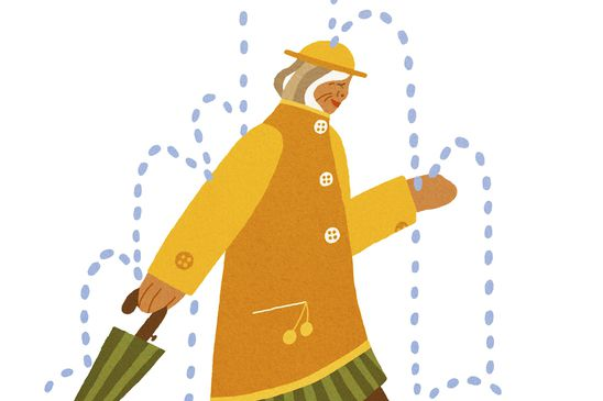 Rain, rain, never go away: In praise of the pluviophile