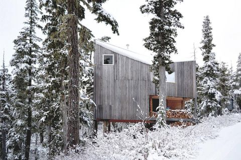Why this B.C. cabin was a labour of love for its architects