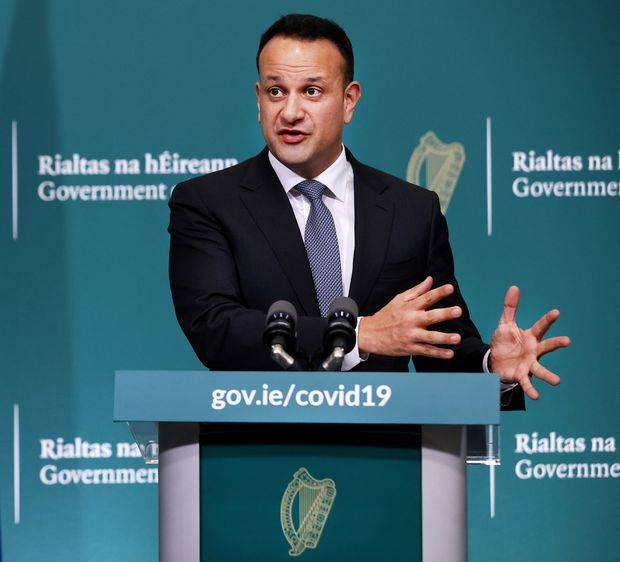 Ireland's PM returns to medical practice to help in coronavirus crisis