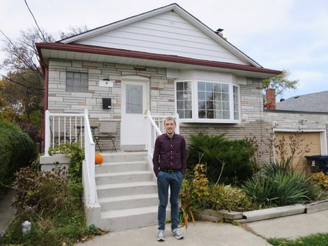 Meet the mortgage-free 30-year-old whose frugality riled the Internet