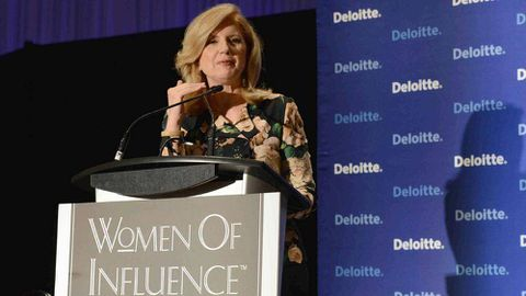 Huffington: Women need to redefine today's workplace because 'it's not working'