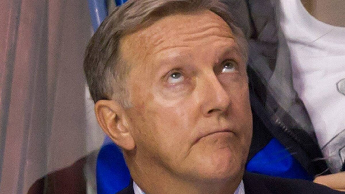 The Toronto Maple Leafs have fired coach Ron Wilson. THE CANADIAN PRESS/Darryl Dyck