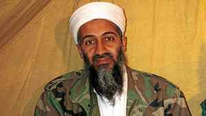 This is an undated file photo shows al Qaida leader Osama bin Laden, in Afghanistan. When he first spoke of the demise of Osama bin Laden, President Barack Obama asked the nation to think back to the unity of Sept. 11. .