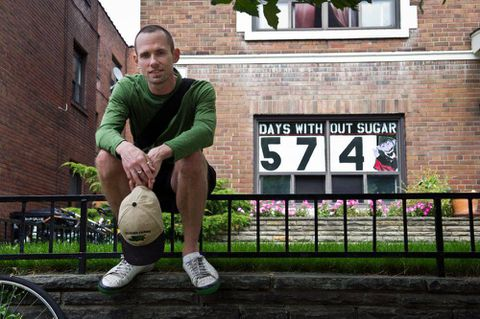 Why Jason Holborn gave up sugar, 574 days and counting