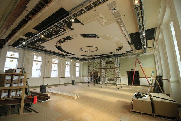 Westinghouse HQ building Auditorium Restoration