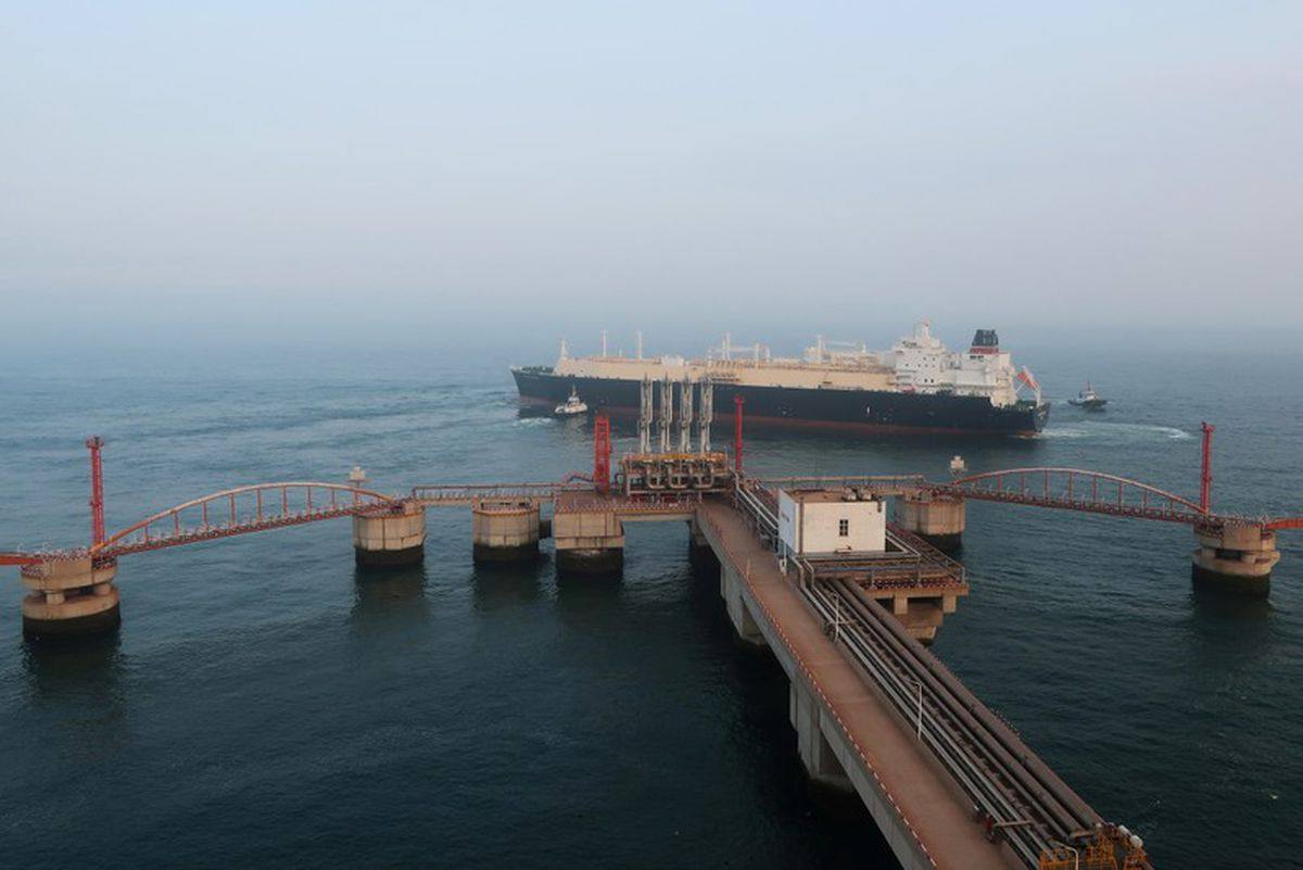 Shipping capacity becoming crucial for LNG companies - The Globe and