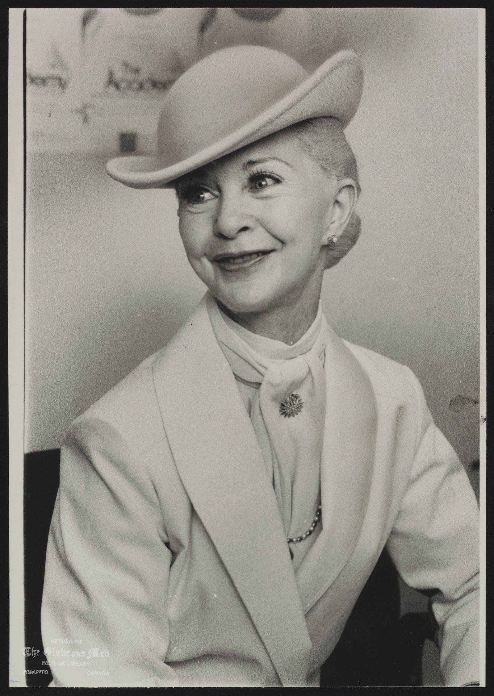 Barbara Ann SCOTT (king) Former figure Skater