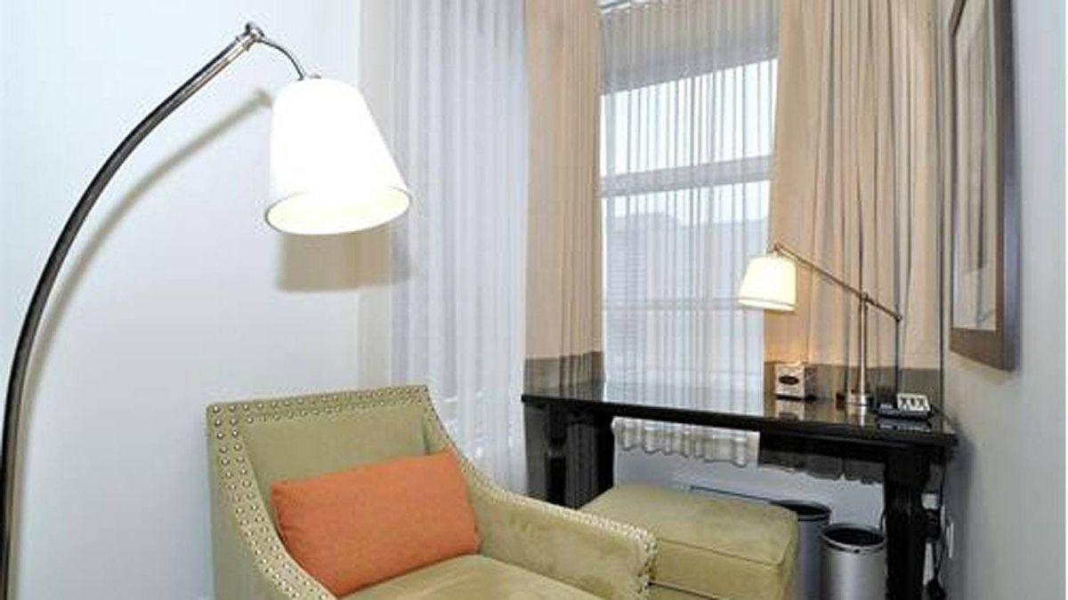 Fully-furnished and move-in ready, the unit also includes cable, utilities and Internet.