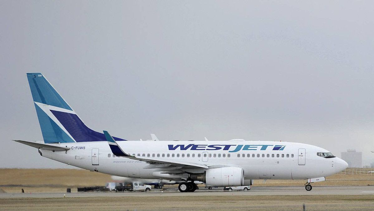 WestJet hasn't offered flights between Toronto and the New York area since 2005, when it withdrew from LaGuardia after less than a year of service.