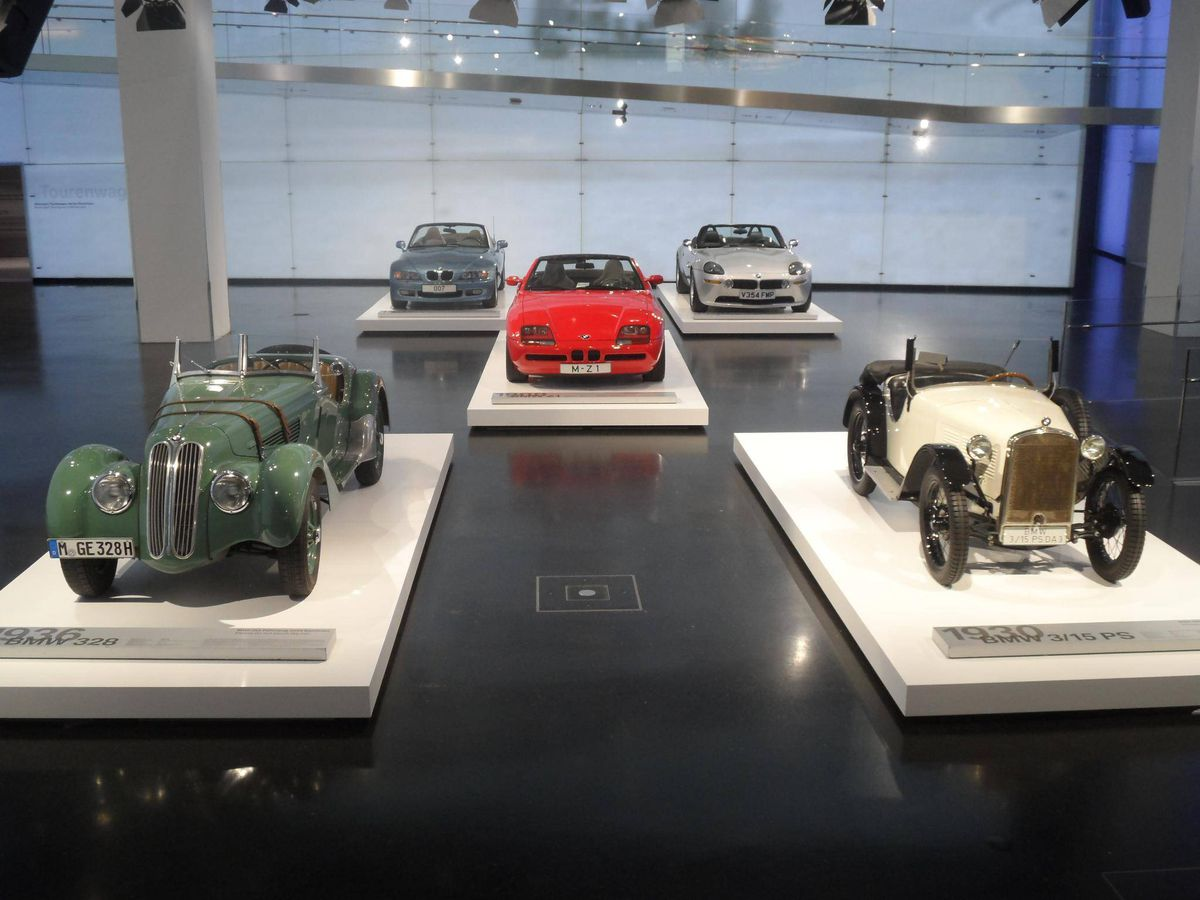 In Photos Bmw Celebrates 100 Years With Special Museum Exhibit The Globe And Mail