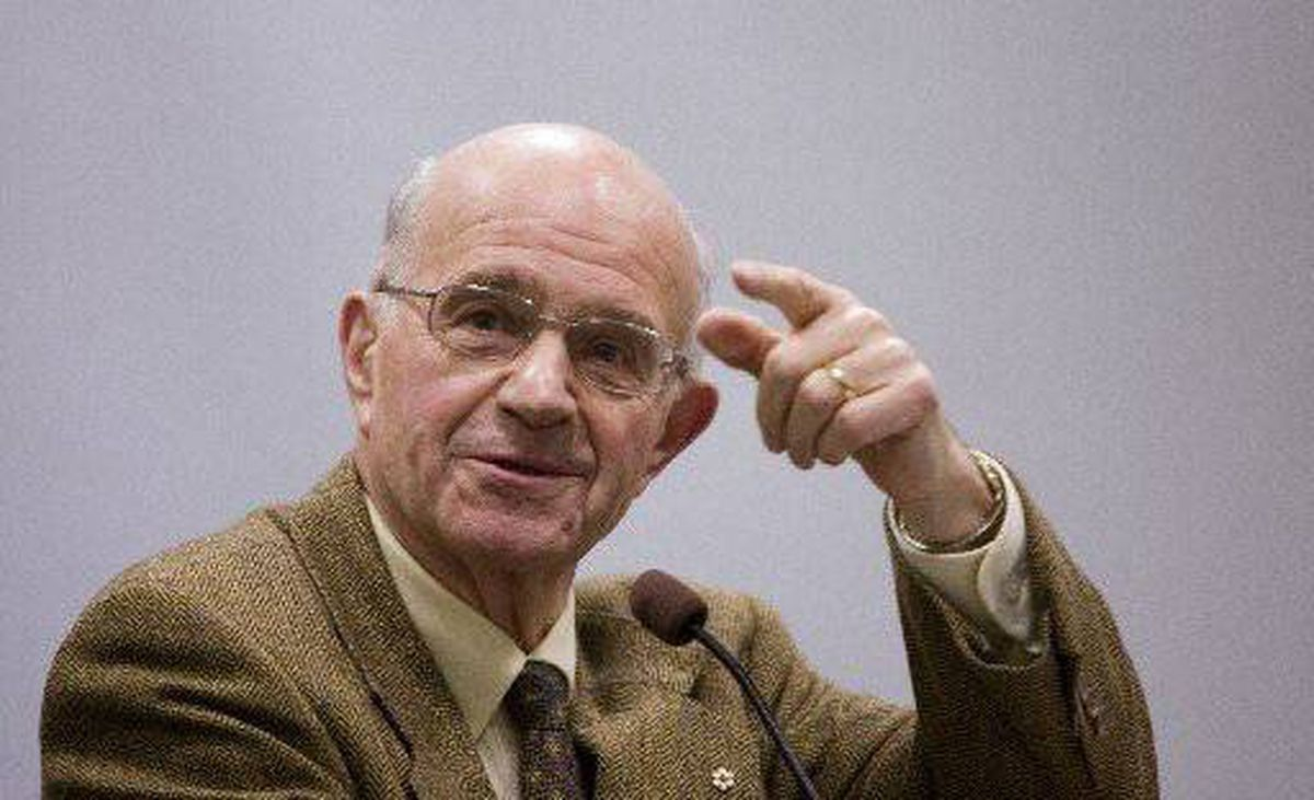 Frank Iacobucci, former Supreme Court justice.