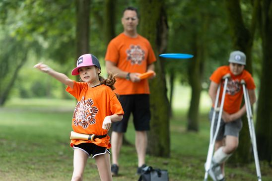 How disc golf became the ultimate pandemic sport