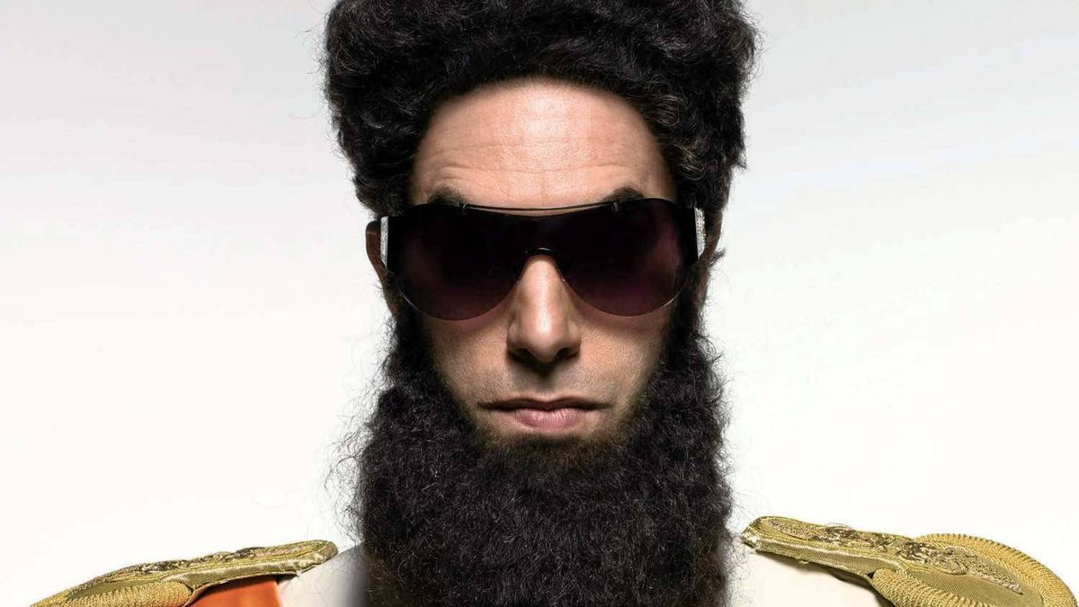 "Sacha Baron Cohen stars as General Aladeen in Paramount Pictures' ""The Dictator"""