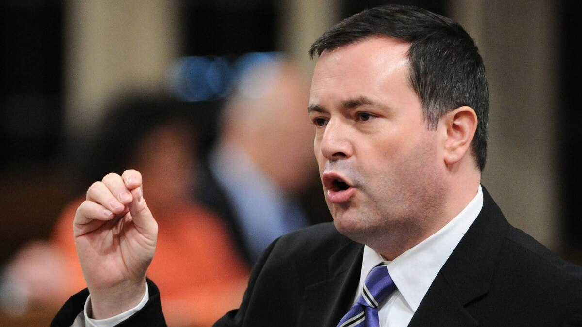 Minister of Citizenship and Immigration Jason Kenney responds to a question during question period in the House of Commons on Parliament Hill in Ottawa on Wednesday, October 26, 2011.