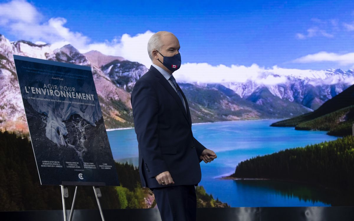 Conservatives unveil loyalty-card style of carbon pricing