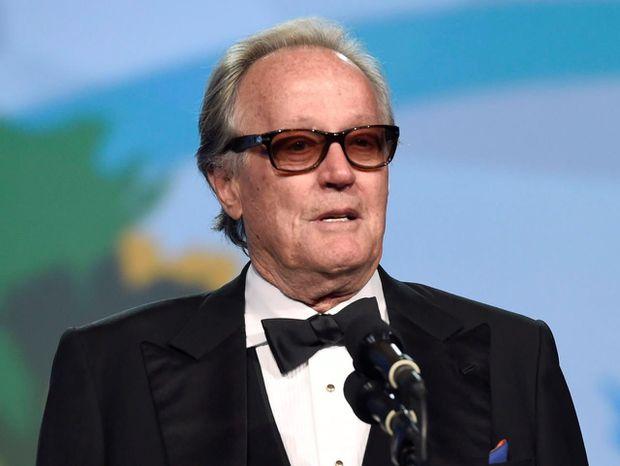 'Easy Rider' star, 1960s icon Peter Fonda dies at 79