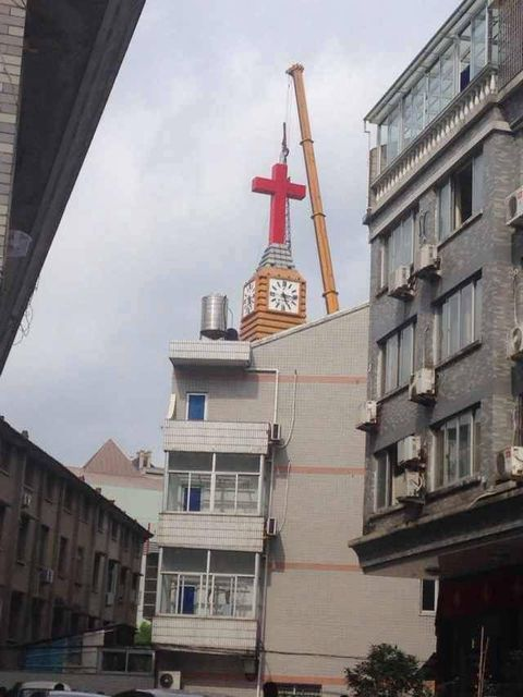 Christian pastor gets 1 year in jail for questioning Chinese authorities over cross removals