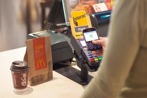 The next gold rush? Mobile payments