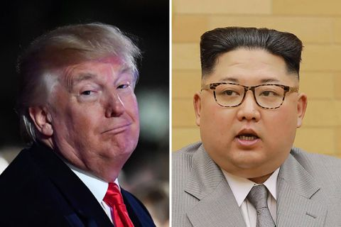 Trump speaks well of his relationship with N. Korean dictator