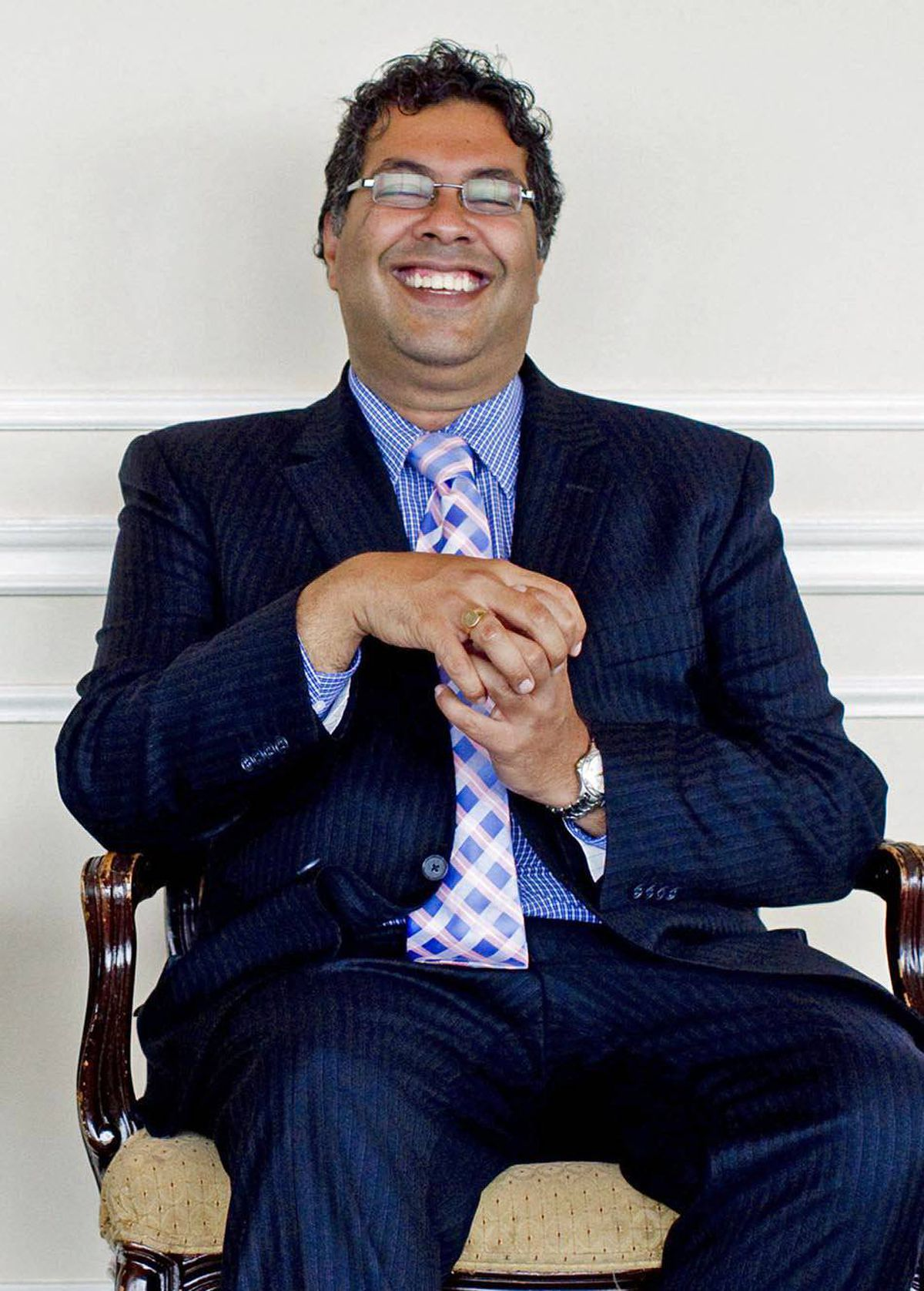 Naheed Nenshi Who wouldn't want to be Calgary's first lady? Just be warned that you'll have to share the social-media mayor – who adorably still lives with his parents in N.E. Calgary – with Twitter.