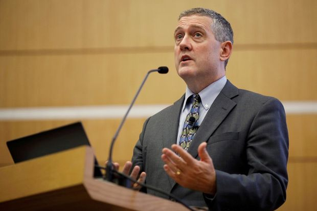 Fed's Bullard: Fed remains on