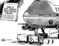 Editorial cartoon by Brian Gable/The Globe and Mail