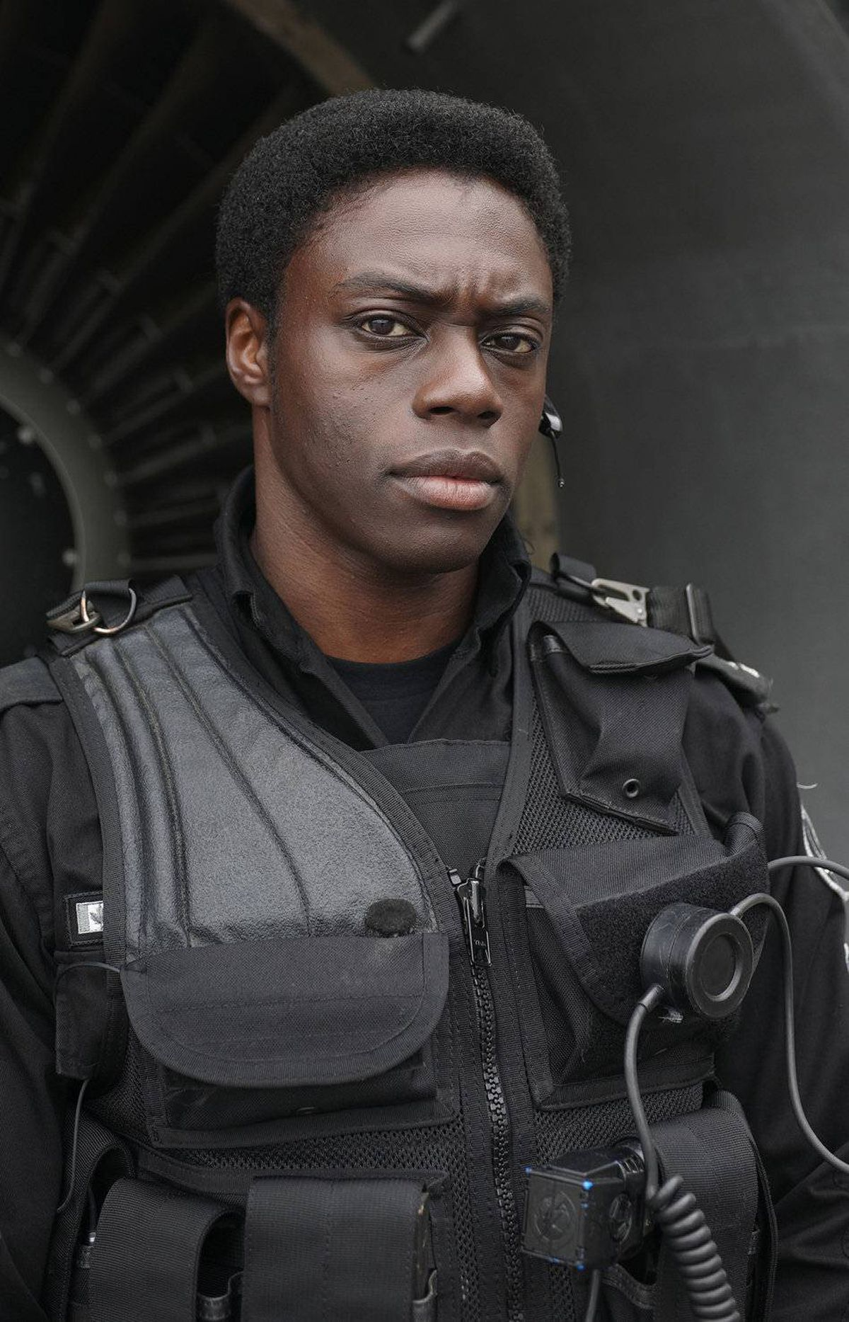 """DRAMA Flashpoint CTV, CBS, 8 p.m. Meet the new cop on the block. Tonight's new episode introduces the new recruit Rafik """"Raf"""" Rousseau, played by Cle Bennett. The new guy receives a baptism by fire as the Strategic Response Unit responds to three calls—involving a wife-wielding mother, a suicidal father and a delusional gunman--on a chaotic Valentine's Day. Welcome to the force, kid."""