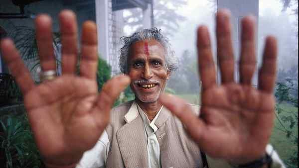 Shiri, the massage wallah of Kalimpong.