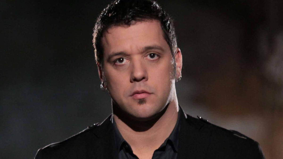 CBC host George Stroumboulopoulos