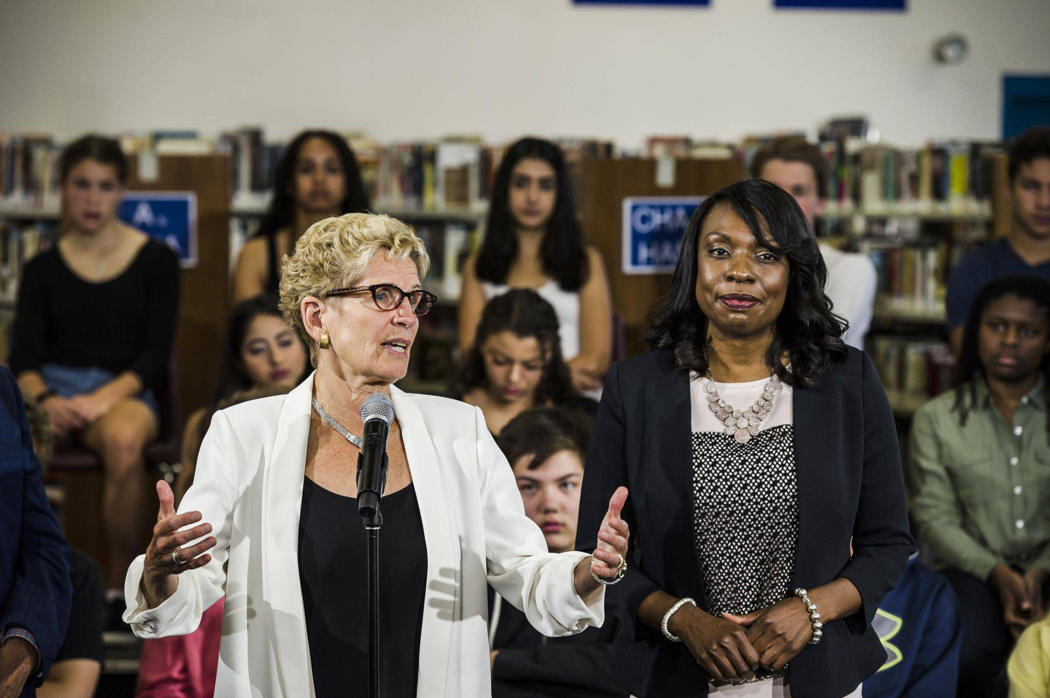 6d3e7f531c9f Wynne acknowledges problems with Ontario s math curriculum