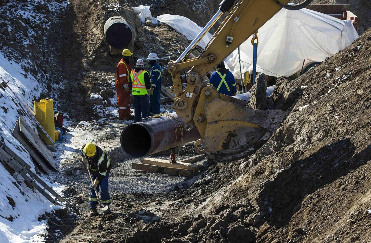 Approval of Enbridge's Line 9 applauded by Quebec refineries