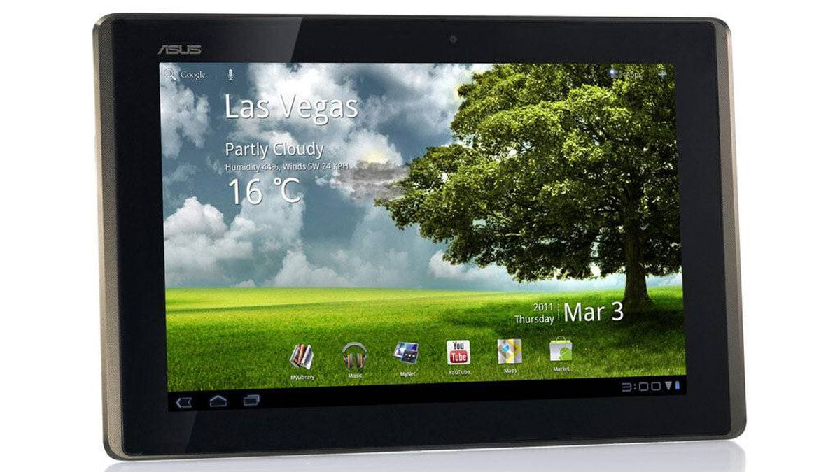 The Eee Pad Transformer establishes a new baseline price for full-sized Android pads.