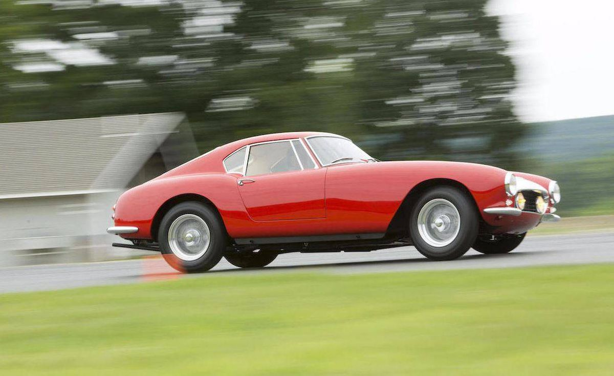 In Photos Ten Most Expensive Classics Sold At Pebble Beach The