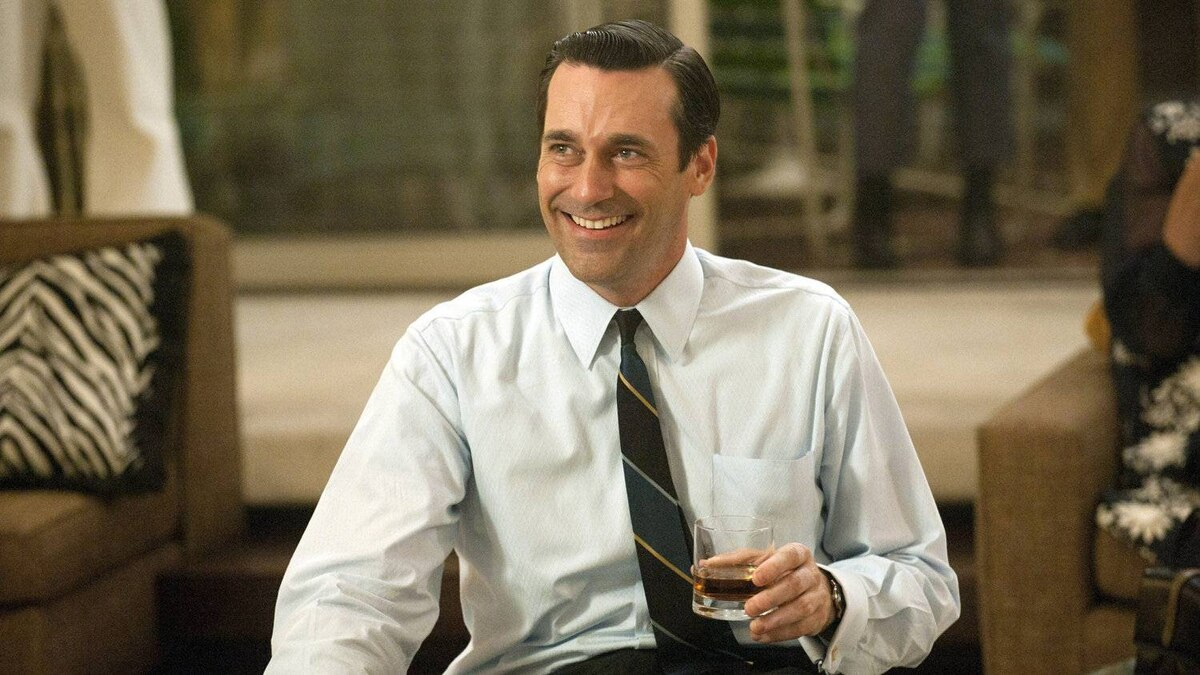 Jon Hamm's whisky-drinking Mad Men character, Don Draper, goes through a lot of Canadian Club in a season. Distiller Beam Inc. is cashing in on the show's popularity by launching a retro-focused ad campaign.